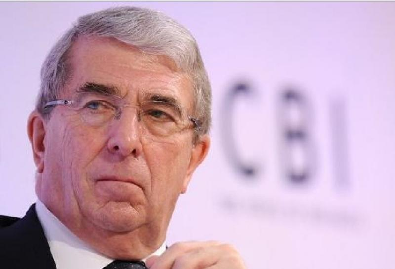 Sir Roger Carr CBI President and Chairman of Centrica