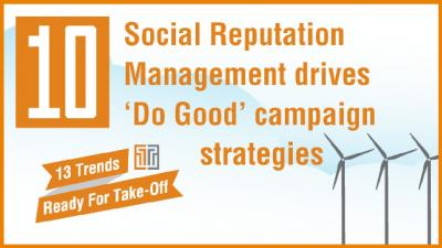 Social Reputation Management Dives Do Good Campaign Strategies